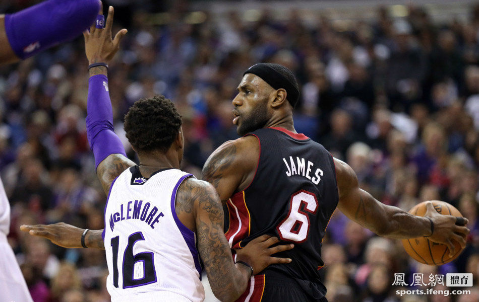 NBA-热火vs国王