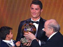 FIFA金球奖公布3人候选名单 里贝里C罗梅西争锋