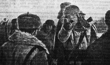 """珍宝岛事件苏联记者镜头中""""嚣张""""的中国解放军"""