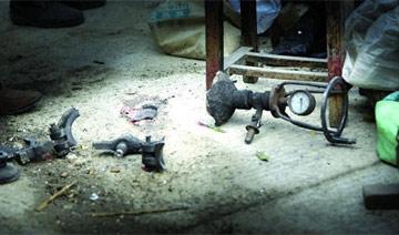 湖南:老式爆米花机爆炸致男童当场身亡