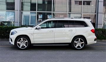 奔驰旗舰SUV大降17万 众多高科技配置/或引发抢购狂潮
