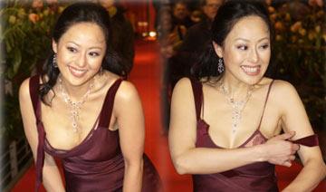 策划:亮相柏林电影节的东方女星
