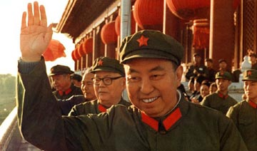 毛泽东五易接班人