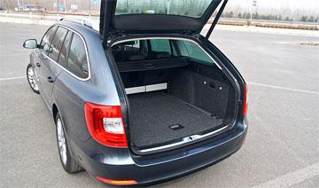 大众旗下品牌新车更实用 超大储物空间1865升