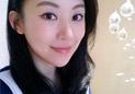 潘晓婷,新发型