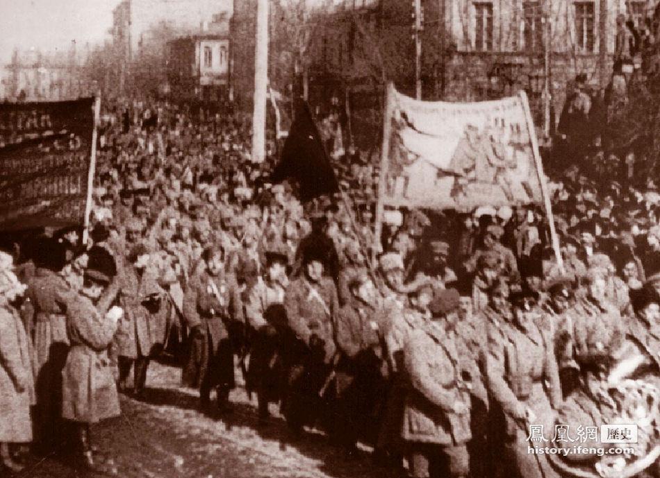 三百年来伤国步:乌克兰自打认识俄国起 血泪流不止(图)