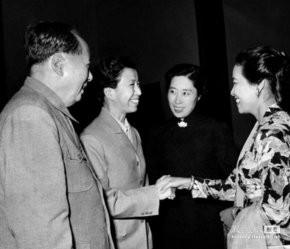 吕厚民与毛主席 - 雨中林木 - w15803568967的博客
