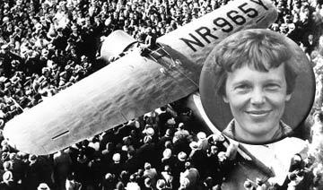 美国传奇女飞行员
