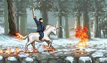 金正恩成游戏主角