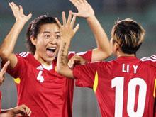 首轮-杨丽大四喜中国7-0泰国