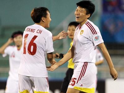 中国队3-0胜缅甸