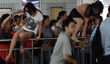 院士揭秘北京地铁:1号线可承受百架飞机地毯式轰炸