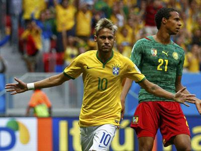 2014年巴西世界杯小组赛全进球回顾