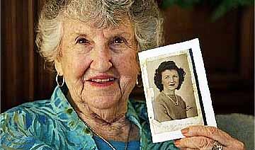 90岁老太在博物馆发现男友日记 可惜男主早被日军射杀
