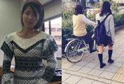 揭日本留学 拍日本妞是最大爱好