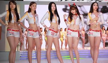 """""""114位女神同台演绎创Chinajoy历史"""""""