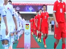 U23亚预赛 国奥5-0蒙古