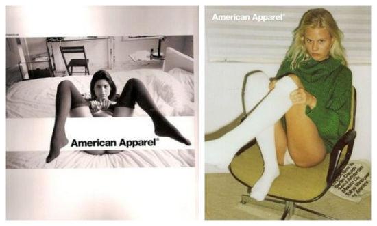 美国潮牌大尺度广告再遭禁