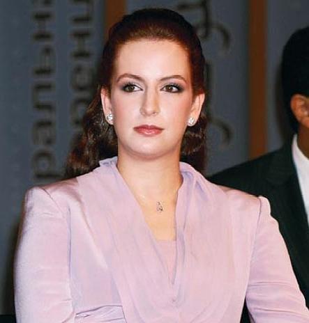 中东盛产美女 王室娇妻个个是传奇
