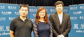 出国人群低龄化 聚焦高中生留学