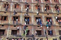 """""""印度高考作弊 千余家长和学生被捕"""