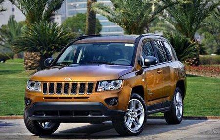 润达Jeep进口指南者 时尚与野性并存