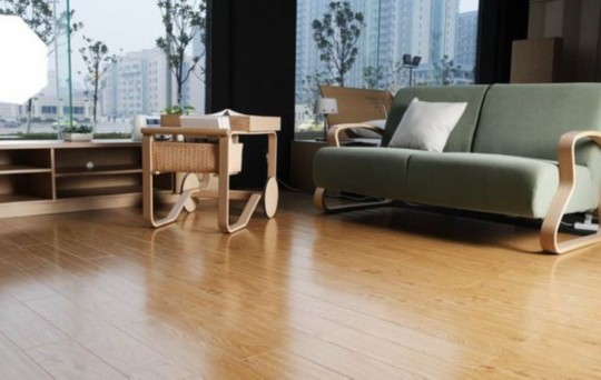 实木地板日常保护常识 打造完美家居