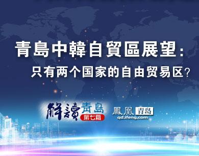 青岛中韩自贸区展望:只有两个国家的自贸区?
