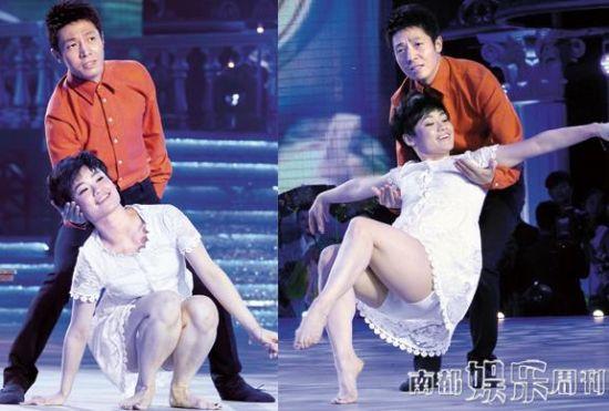 对一个从未受过专业训练的人来说,小撒跳舞激情自信颇有天赋。