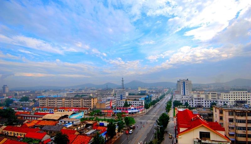 临沂亚油沟风景区图片