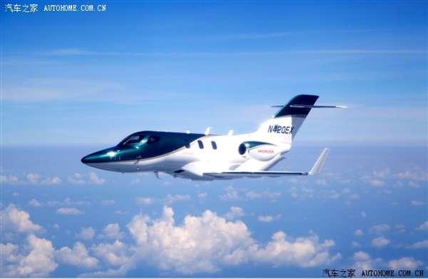 本田副业 推首款量产商务飞机