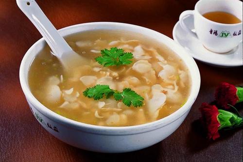 【日照美食】烩乌鱼蛋——材料和做法