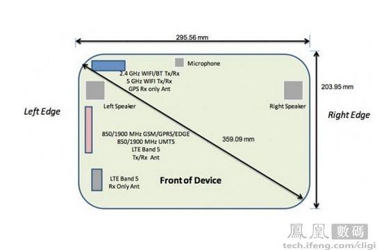 三星12.2吋平板现身 似大号Galaxy Note 3