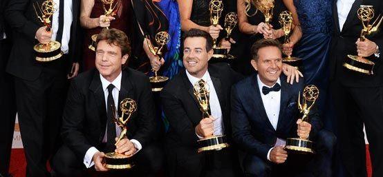 直击:第65届美国电视艾美奖后台