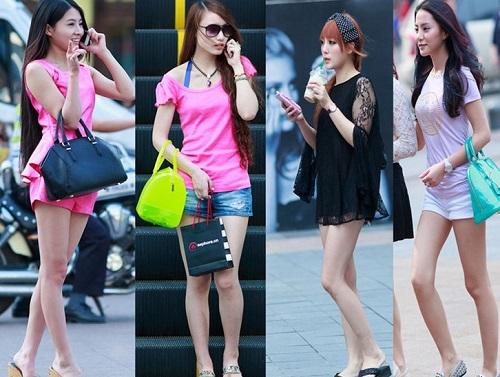 中国出美女城市排行出炉