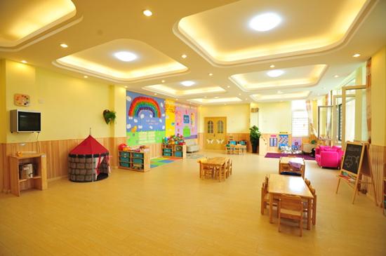 国际幼儿园班级环境