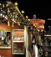 南京: 环球圣诞村·集市