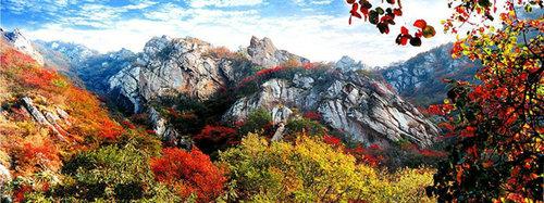 也是嵩山世界地质公园和嵩山国家森林公园最具代表性的自然景区.