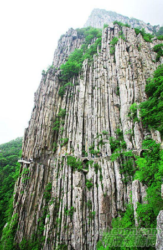 还可带上家人去郑州周边山水景区登山健身,泡泡温泉.-处处皆美景