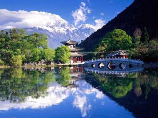 踏青去!春季国内十大旅游地排行榜