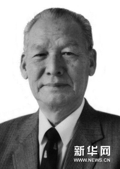 原中顾委委员刘复之病逝 曾任朱德邓小平秘书(图)