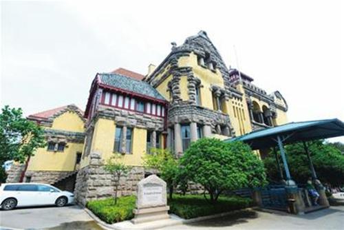 中国最美别墅图片欣赏
