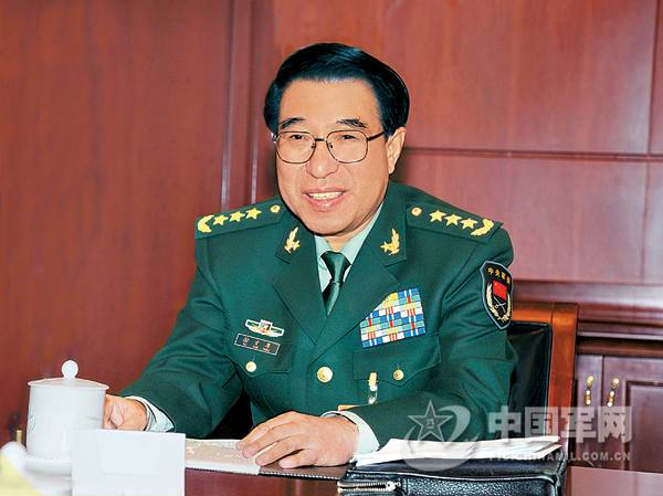 徐才厚调研 密切关注形势变化 确保部队听指挥
