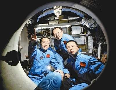 神舟十号计划6月上旬发射 3名航天员再访天宫一号 - 高山松 - gaoshansong.good 的博客