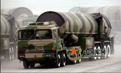 外交部回应中国核弹头数量增加 完全用于自卫图片 40320 501x304