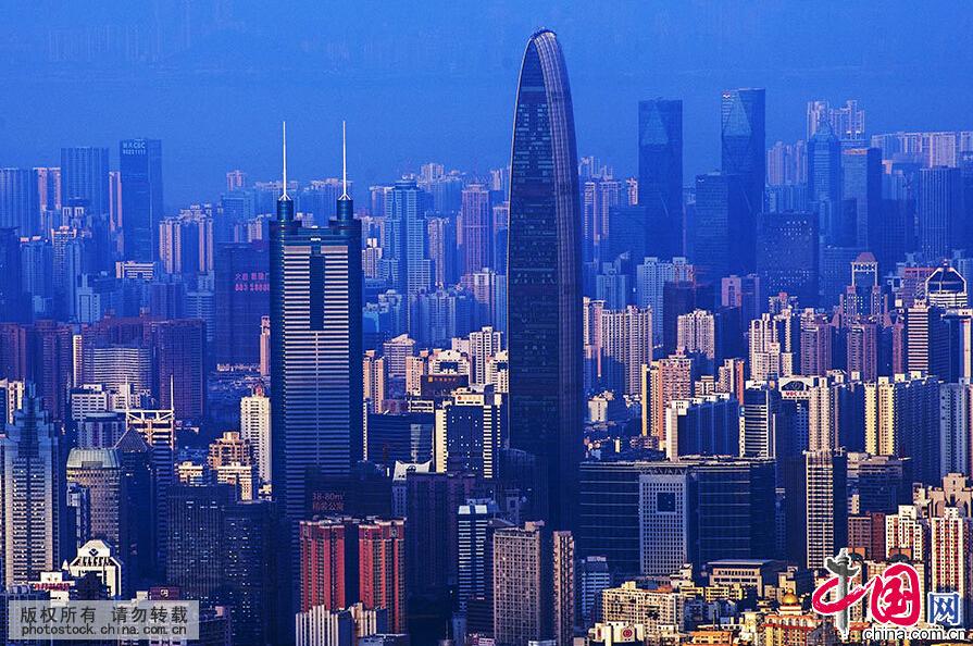 盘点深圳城市地标建筑