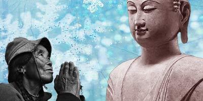 佛教徒为什么要行合掌礼