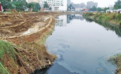 河南鹤壁淇河景点_河南最清城市河流:鹤壁淇河第一