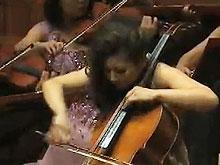 《德沃夏克大提琴协奏曲第三乐章》
