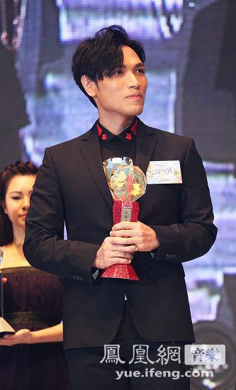 新城国语力2014颁奖礼 杨宗纬囊括四奖成最大赢家